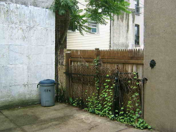 Before and after designing minimalist backyard makeover for Minimalism before and after
