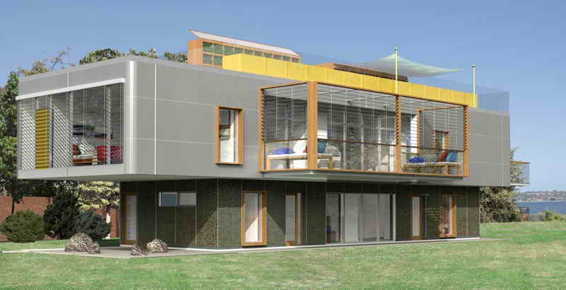 Contemporary Modular Home Designs