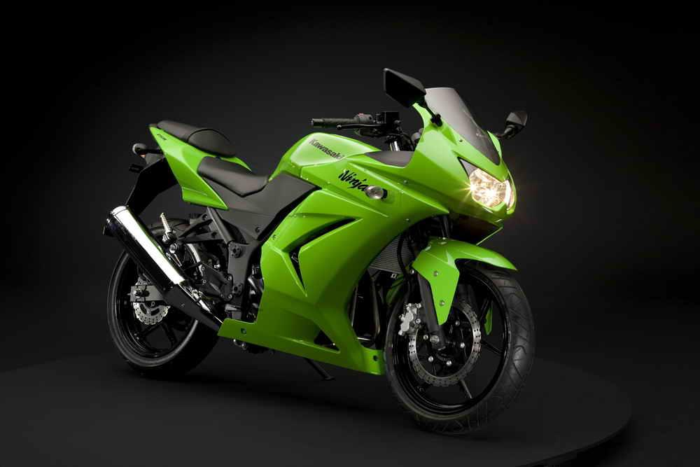 Harga Kawasaki Ninja 150 Rr. Kawasaki Ninja 250R: