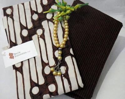 The art of Batik: Indonesian Batik Fabric For Book Covers
