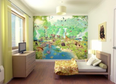 Graffiti Murals Wallpaper