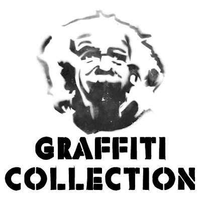 Funny Graffiti Alphabet