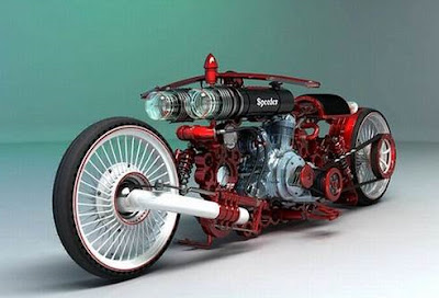 Choper Concept Of Custom Motorcycles | MOTORCYCLE MODIFICATION