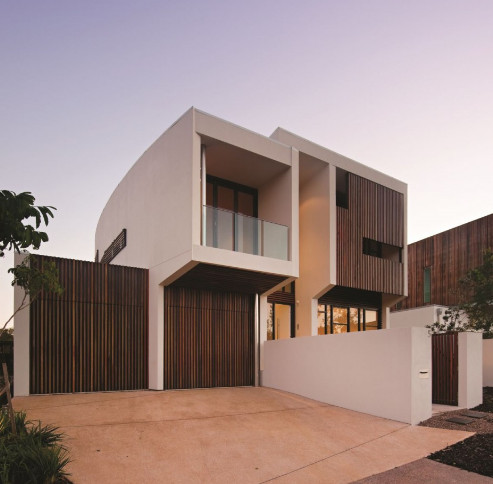 Minimalist Architecture For New Home Designs