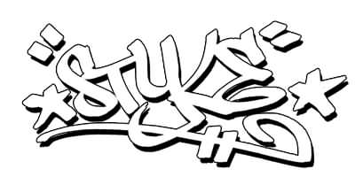 Graffiti Alphabet Tag