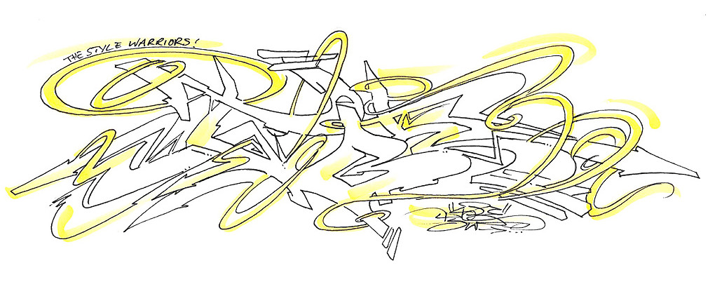 graffiti art sketches. Graffiti Sketches of Black and