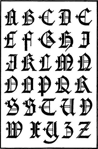 tattoo fonts styles. graffiti font styles red