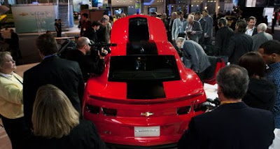 2011 Chevy Camaro ZL1