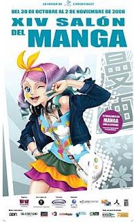 Salón del Manga en La Farga de L'Hospitalet