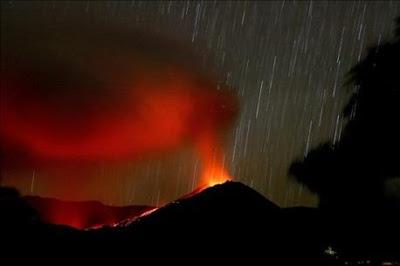 Volcán Reventador