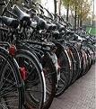Bicicletas y patines