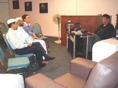 Training di Airborne Discovery Malaysia