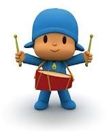Pocoyo Drummer Boy