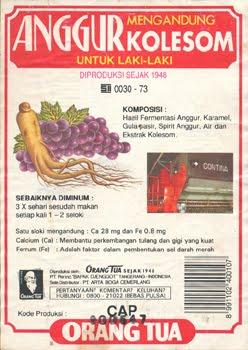 Anggur Kolesom