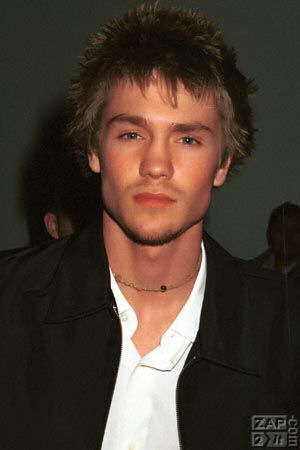 chad michael murray with long hair