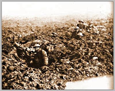 Primera Guerra Mundial - Ieper (Bèlgica) - 1917