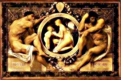 Idylle (Gustav Klimt)