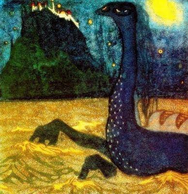 Nit de lluna (Wassily Kandinsky)