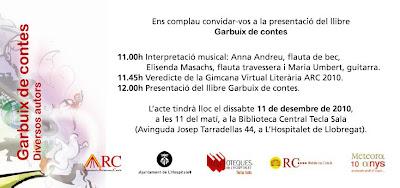 Presentació Garbuix de Contes