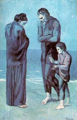 La tragèdia (Pablo Ruiz Picasso)