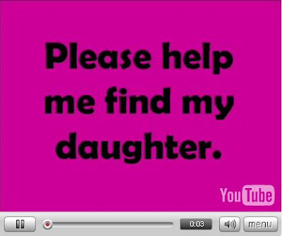 please help find missing girl cry for help