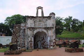 A'Formosa, Malacca
