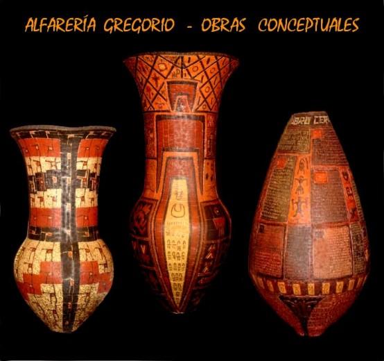 ALFARERÍA GREGORIO - OBRAS CONCEPTUALES