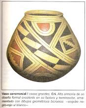 VASO CEREMONIAL - CASASGRANDES