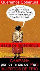 ¡Basta de indiferencia!