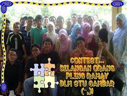 contest bilangan org paling ramai dalam satu gambar