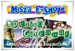 Misza E-shope opening Giveaway