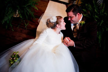 October 10,2008 ~ Our wedding day!