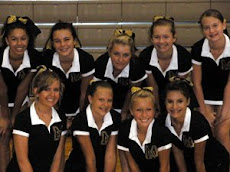 MOHI JV CHEERLEADERS 2009-10