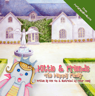 Kittie & Friends: The Happy Family