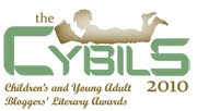 2010 CYBILS JUDGE