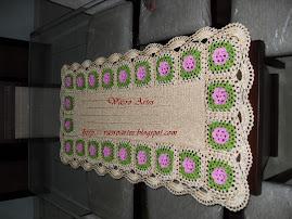 Meu Blog de Crochê