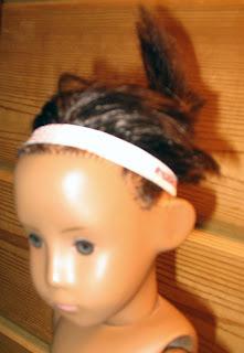 Alex, ready for wig