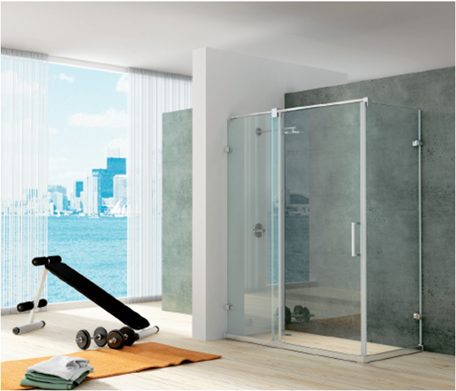 Como quitar la silicona de la ducha trendy moderno by - Como limpiar la ducha ...