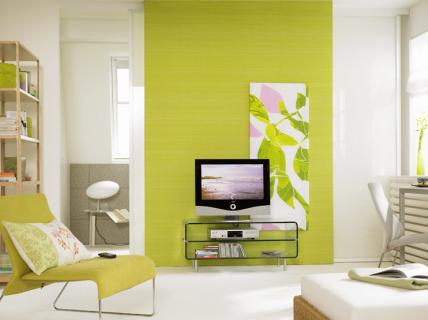 design : wohnzimmer grün streichen ~ inspirierende bilder von ...