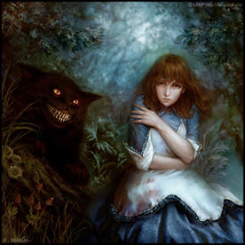 Alice and Cheshire
