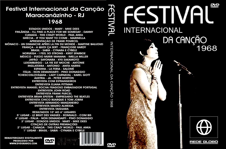 1968 - Festival International de la chanson (Rio) FESTIVAL+INTERNACIONAL+DA+CAN%C3%87%C3%83O