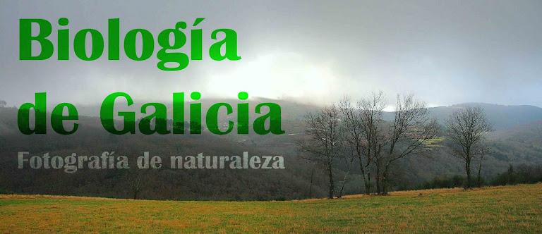 Biología de Galicia