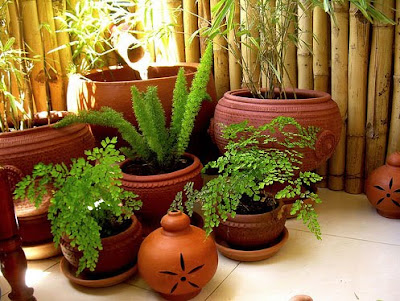Rang decor interior ideas predominantly indian my sunny for Balcony decoration ideas india