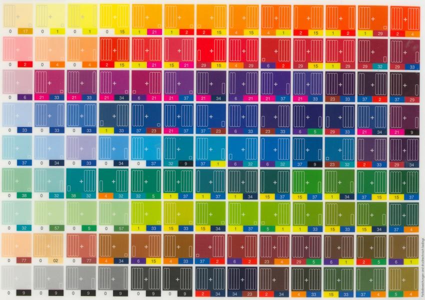 Gocce creative pixie r tabella colori fimo for Mezclar colores de pintura