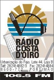 Algarve pela Vida na Rádio Costa D´Oiro