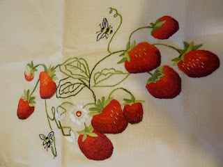 Sezon na truskawki/Strawberries season