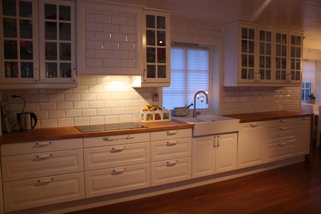 Familieogfoto: tegner kjøkken... blir mitt ikea kjøkken nr 3!