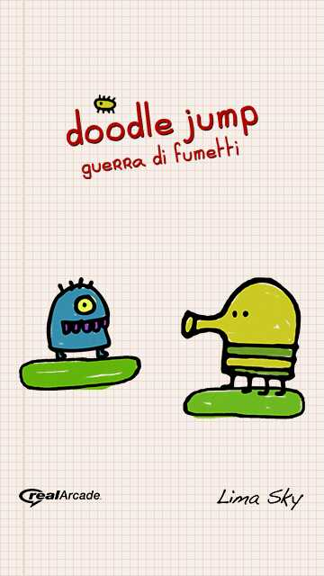 Doodle jump Nokia