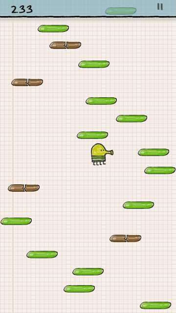 Doodle jump nokia 5530