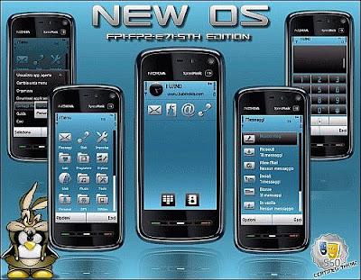 OS Walls Nokia 5800